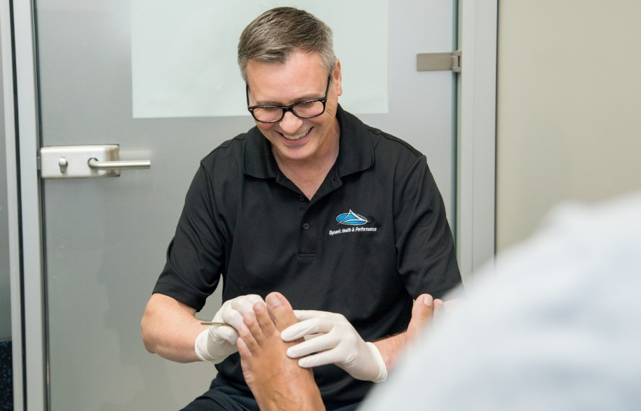 Chiropodist in Oakville